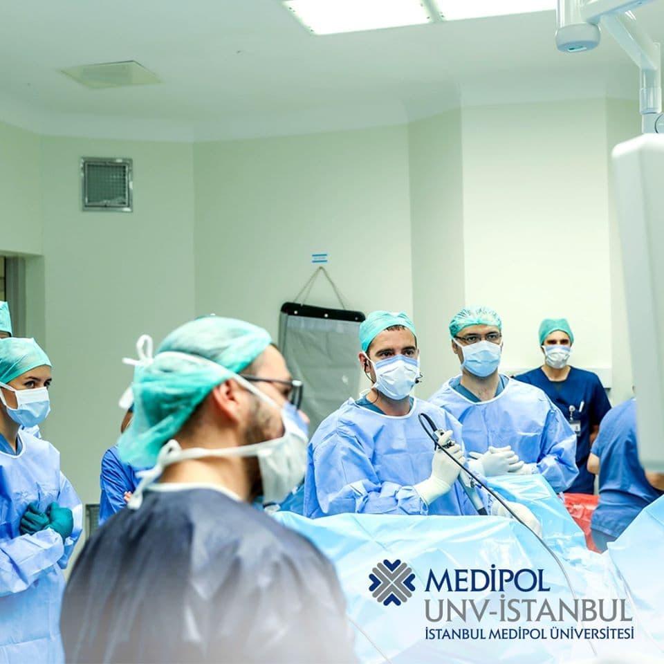 التخصصات والأقسام في جامعة  ميديبول بإسطنبول